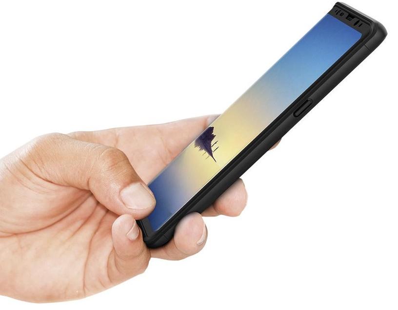 Spigen Thin Fit 360 Case For Samsung Galaxy Note 8 Black