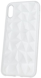 Mocco Trendy Diamonds Back Case For Samsung Galaxy A6 Transparent
