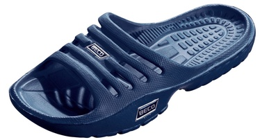Beco 90651 Kids' Beach Slippers Navy 30
