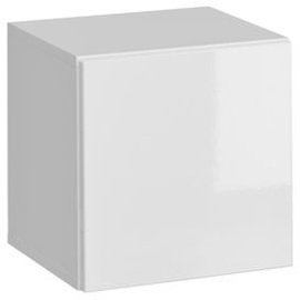 ASM Blox SW20 Cupboard Hanging Cabinet White