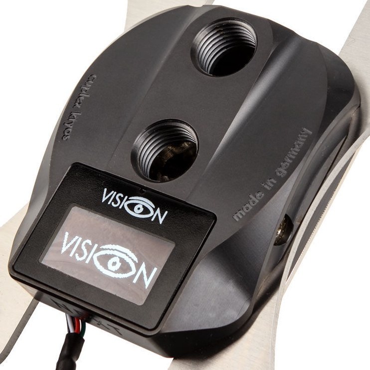 Aqua Computer Cuplex Cryos NEXT VARIO With Vision AM4 PVD/Nickel