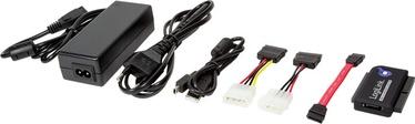 Адаптер LogiLink Adapter USB 2.0 for IDE + SATA AU0006D
