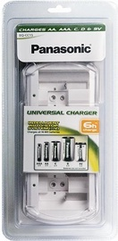 Panasonic Battery Charger BQ-CC15 Universal