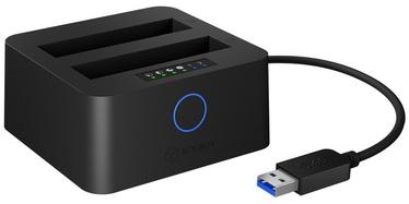 "RaidSonic ICY BOX IB-2502CL-U3 2Bay Docking and CloneStation for 2.5"" SATA HDD and SSD"