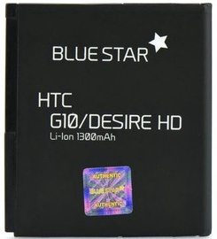 BlueStar Battery For HTC Desire HD Li-Ion 1300mAh Analog