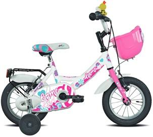 """Bērnu velosipēds Esperia Mascotte 9900, balta, 12"""""""