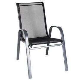 Садовый стул Verners, нержавеющей стали, 54 см x 68 см x 93 см