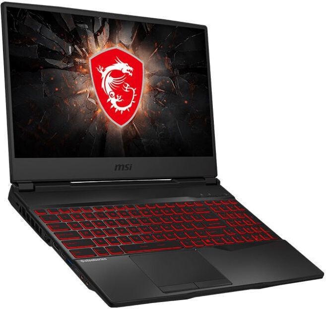 Ноутбук MSI GL65 Leopard 10SDR-421XPL, Intel® Core™ i7, 8 GB, 512 GB, 15.6 ″