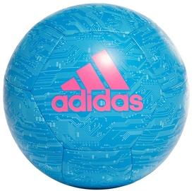 Adidas Capitano Football DY2570 Blue/Pink Size 4