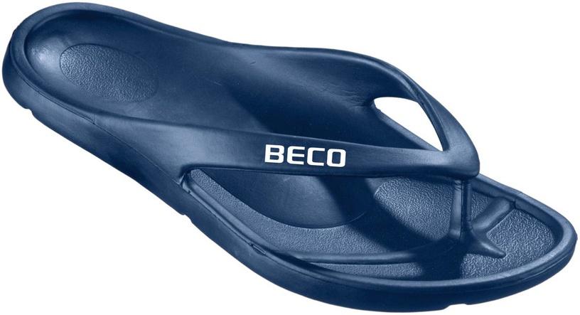 Beco Pool Slipper 90320 Blue 37
