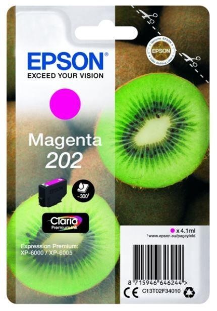 Epson Ink Cartridge For Epson 4.1ml Magenta