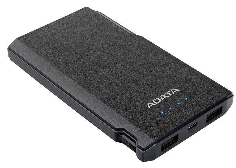 Ārējs akumulators ADATA S10000 Black, 10000 mAh