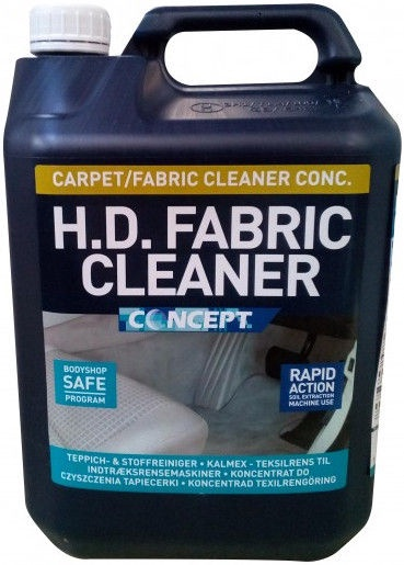 Concept H.D. Fabric Cleaner 5l