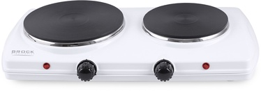Brock Electric Double Hotplate 1500W