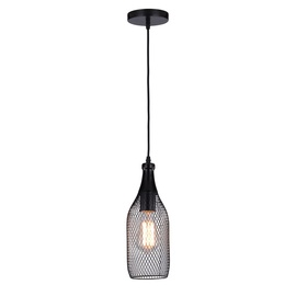 Force Lighting 41090-1 40W E27 Black