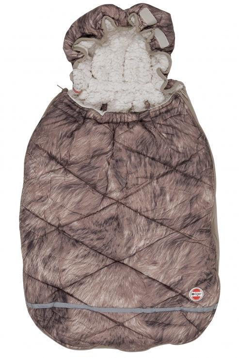 Детский спальный мешок Lodger Mini Bunker BotAnimal Nutty