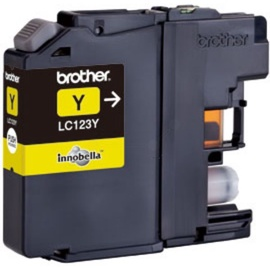 Brother LC123Y Yellow