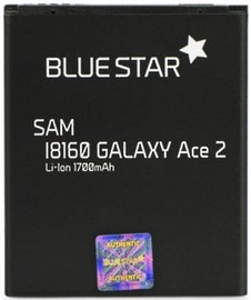 BlueStar Battery For Samsung S7560/S7562 Trend i8160 Ace 2 Li-Ion 1700mAh Analog