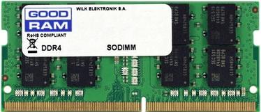 Operatīvā atmiņa (RAM) Goodram GR2400S464L17/16G DDR4 (SO-DIMM) 16 GB CL17 2400 MHz