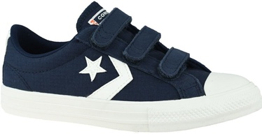 Converse Star Player Kids Low Top 667547C Blue/White 37