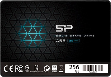 "Silicon Power Ace A55 256GB 2.5"" SATAIII SP256GBSS3A55S25"