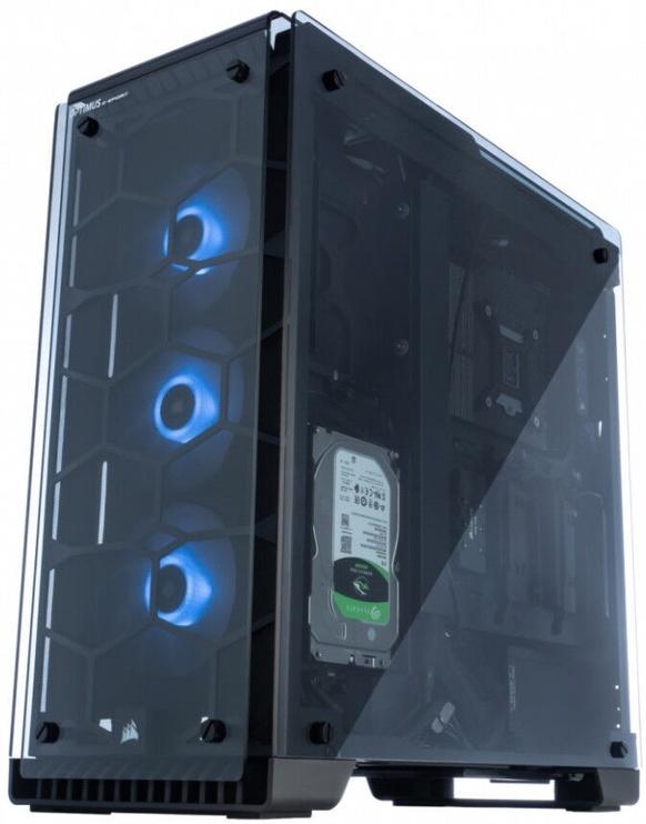 Стационарный компьютер Optimus, Nvidia GeForce RTX 3060 Ti