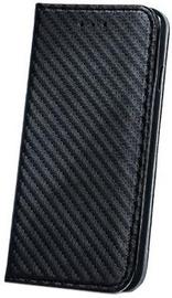 Mocco Smart Carbon Book Case For Apple iPhone 7/8 Black