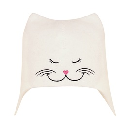 Sauna Hat Cat White 360mm