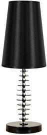 Candellux Fundi 60W E27 Table Lamp Black