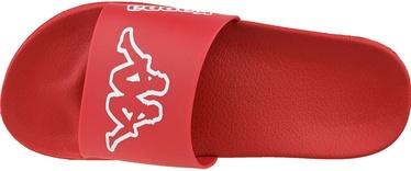 Шлепанцы для бассейна и пляжа Kappa Krus Flip Flops 242794-1110 Red 44