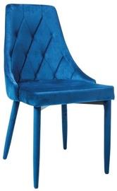 Стул для столовой Signal Meble Trix Blue, 1 шт.