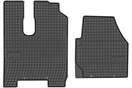 Gumijas automašīnas paklājs Frogum Mercedes Benz Actros MPII-III, 2 gab.
