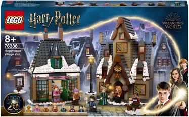 Konstruktors LEGO Harry Potter Cūkmiestiņa apmeklējums 76388, 851 gab.
