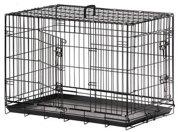 Karlie Flamingo Metal Cage Black 93x57x62cm