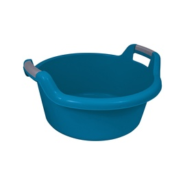 Curver Round Bowl With Handles 27L Blue