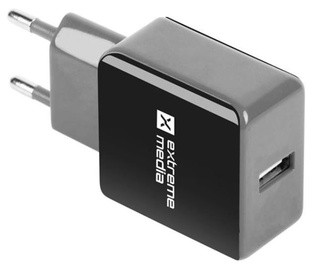Natec Charger Adapter USB Grey