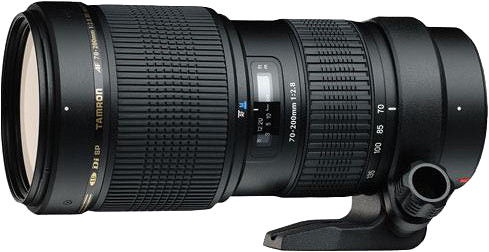 Tamron SP AF 70-200mm f/2.8 Di LD (IF) for Nikon