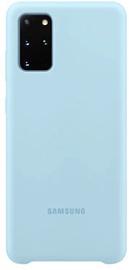 Silicone Cover Galaxy S20 Plus Blue