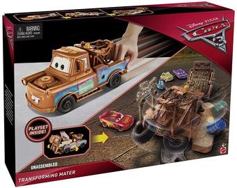 Mattel Cars 3 Transforming Mater Playset FCW05