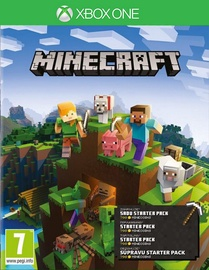 Игра Xbox One Minecraft Starter Collection SKU Xbox One