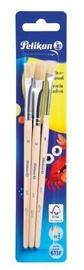 Pelikan Bristle Brushes Set 8/10/12 3pcs