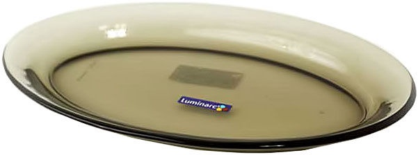 Luminarc Directoire Eclipse Oval Plate 22cm