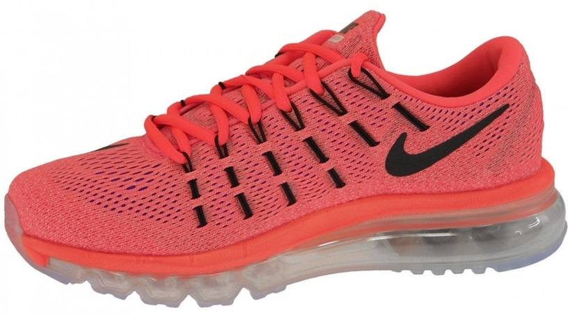 Nike Running Shoes Air Max 2016 806772-800 Orange 37.5