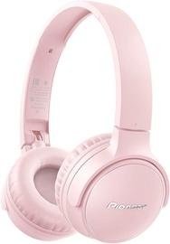 Austiņas Pioneer SE-S3BT Pink, bezvadu