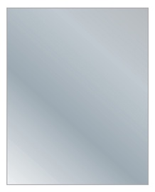 Зеркало Stikluva STV-76, подвесной, 40x50 см