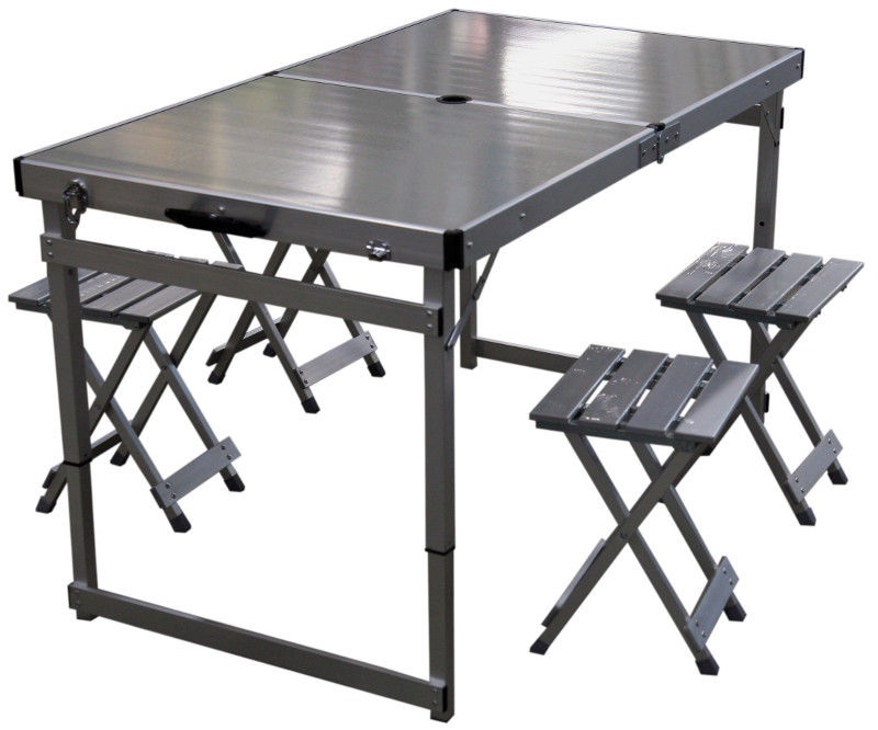 Besk Camping Table & Chair Set