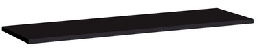 ASM Switch W 2 Wall Shelf 120x20cm Matt Black