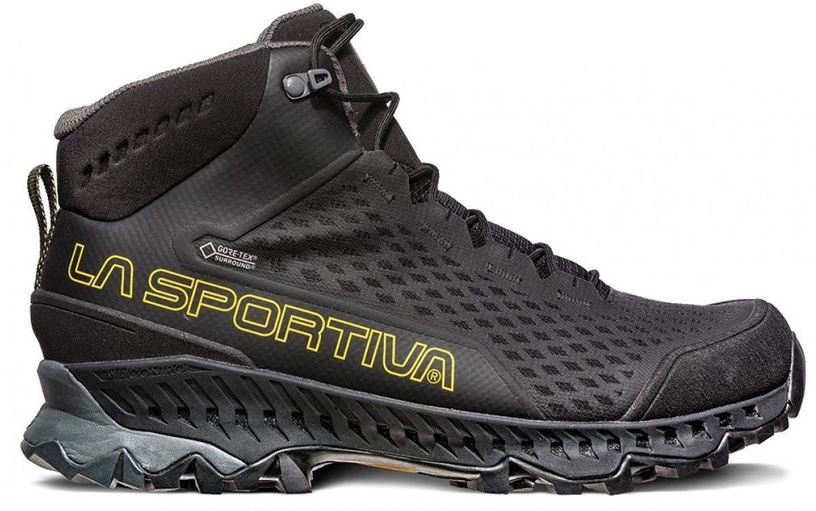 La Sportiva Stream GTX Black Yellow 44