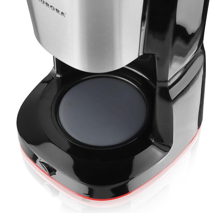 Kapsulas kafijas automāts Aurora AU 3141, melna
