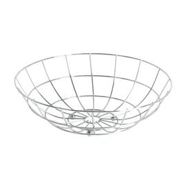 SN Fruit Basket 24x24cm Silver